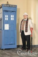 Doctor Who Photoshoot: The seventh Doctor by StrangeStuffStudios