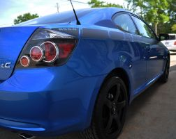 Scion tC Release Series 6 2 by BrandonShandavio