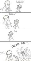 Its that day of the week by Nekoiki