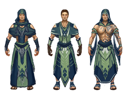 Mage clothing concept by Kmalmsten