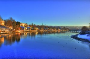 Nidelva by Charon1