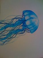 Blue Jelly by rabbithat8