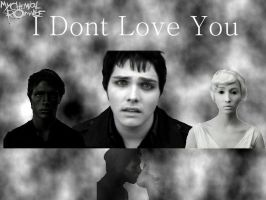 MCR - I dont love you by dacaz5