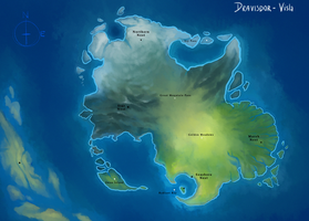 [Caeli Creations] Official Map Revision by ImperfectEnthusiast