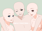 Forever Together. :D by BlackNyuu