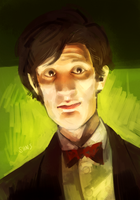 11th Doctor by SIIINS