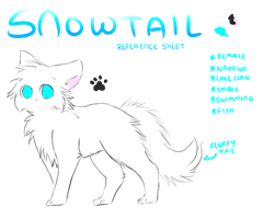 Snowtail Ref 1 by flaries