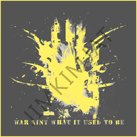 WAR AINT WHAT IT USED TO BE by jimkimjat