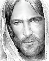 Jesus of Nazareth by gregchapin