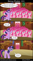 Being Pinkie 101 by DarkCollaboration