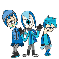 Mxls: Human Frosticons by ZootyCutie