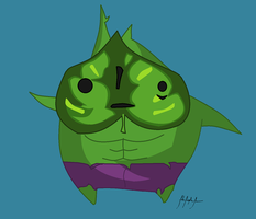 Hulk Makar by ImJohnny