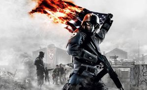 Homefront US flag Burning Wallpaper by ShitAllOverHumanity
