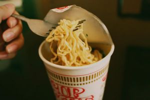 Cup Of Noodles by hellokitty1996