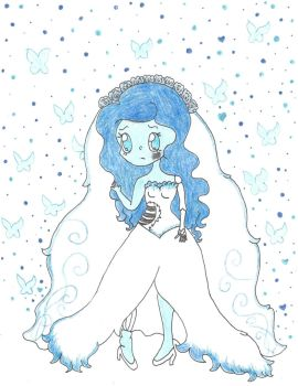 Corpse Bride by ambidextrious-witch