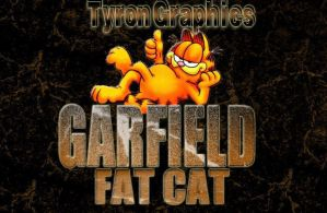 Garfield The Fat Cat by mademyown