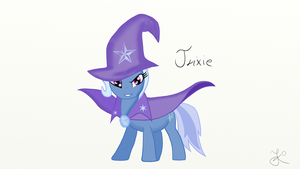 Trixie - #5 - MLP by eryk955