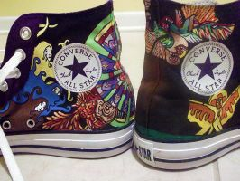 of Montreal Shoes by Ampersam