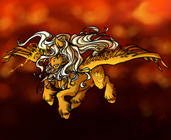 MLP - King by BLACK-HEART-SPIRAL