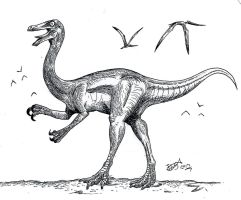Saltillomimus regresa by HodariNundu