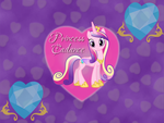 Princess Cadance Android 640x480 by TecknoJock