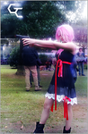 #1 Guilty Crown: Inori Yuzuriha by Ainhel