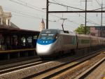 Acela at New Brunswick by The-Nightshift