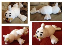 Crochet Seel by Mr-Nova