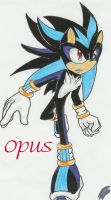 Opus Double Fusion by DgShadowChocolate