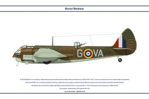 Blenheim GB 84Sqn by WS-Clave