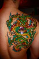 Dragon 3rd session .last one. by wtfsector