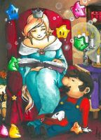 Rosalinas Story by ravenoath