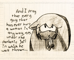 I'll Pray For You by Shadowhedge1001