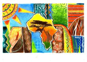 africa... in colours by SaminS