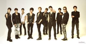 Super Junior _ Smile ver. 3 by cloudyanchovy