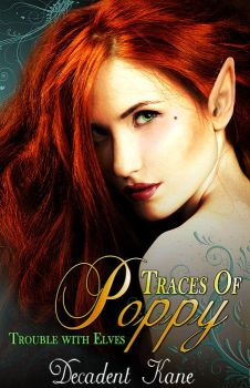 Traces of Poppy ~ Cover Art for Decadent Kane by Brantwijn