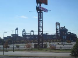 Citizens Bank Park by kdawg7736