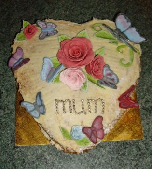 Mothers Day Cake by Shadowoftheredrose