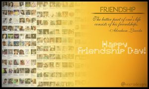 FB_Friendship Day Wallpaper by veeradesigns