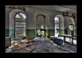 Abandoned Factory 1 by 2510620