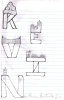Kevin +In the City+ by kevinandre91