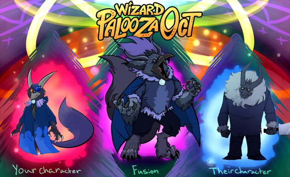 WPOCT Fusion Meme - The Crow Beast by Silverladon