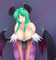 Morrigan by PuddingPlushiePalace