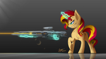 Sharpshooter Shimmer by Duskie-06