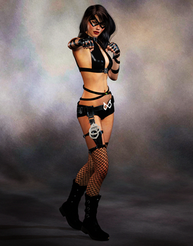 New Costume by fightgirl2004