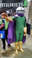 Mysterio by Etrigan423