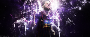 sign-Messi by as3aaD