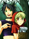 Little Red Riding H00d by naruto-sexy-no-jutsu