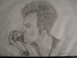 Billy Idol by TheCrimsonCrow