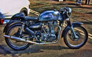Royal Enfield Hdr by Engazung